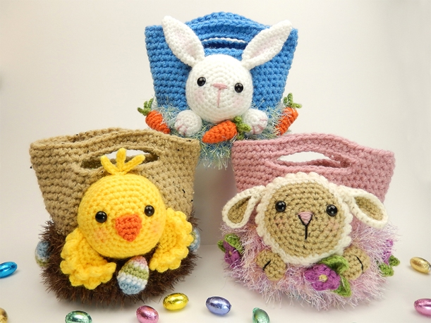 Easter Treat Bags - by Moji-Moji Design