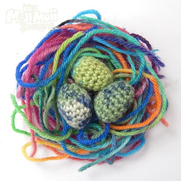 Woolly-nest=mojimojidesign