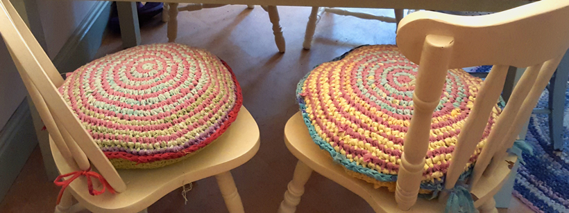 how to make chair cushions pads 1