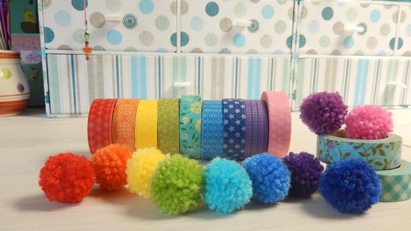 rainbow-washi