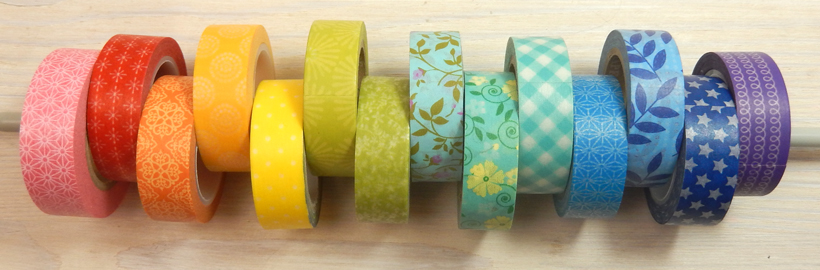 Washi-collection