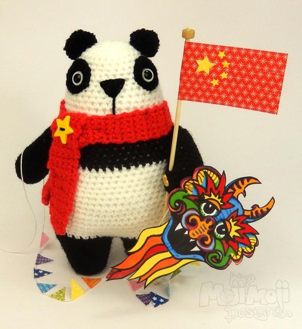 Panda-Kite