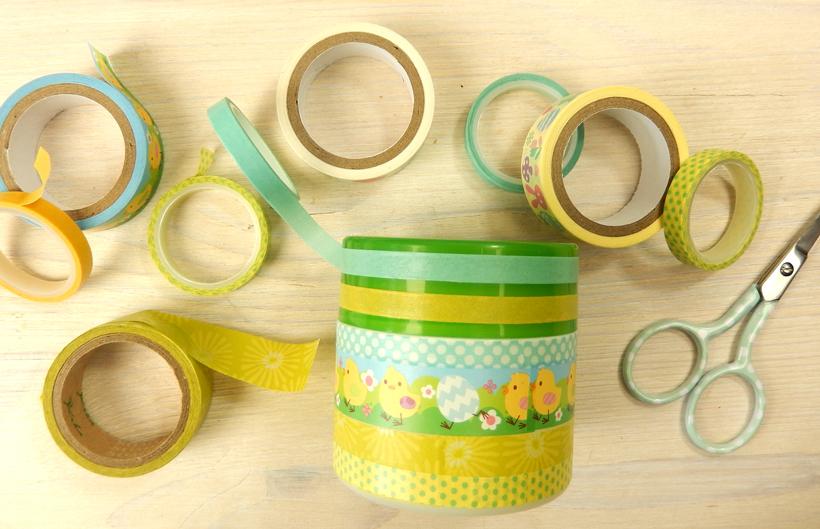 tape-pot