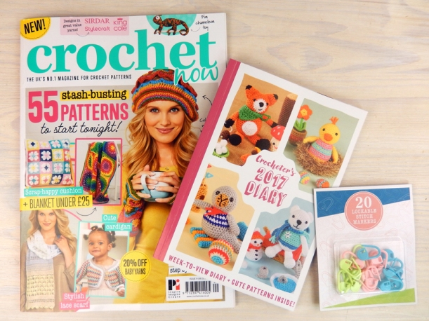 When Crochet Now magazine first approached me with this idea I knew I ...